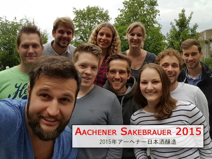 Congratulations to the Aachener Sakebrauer 2015!