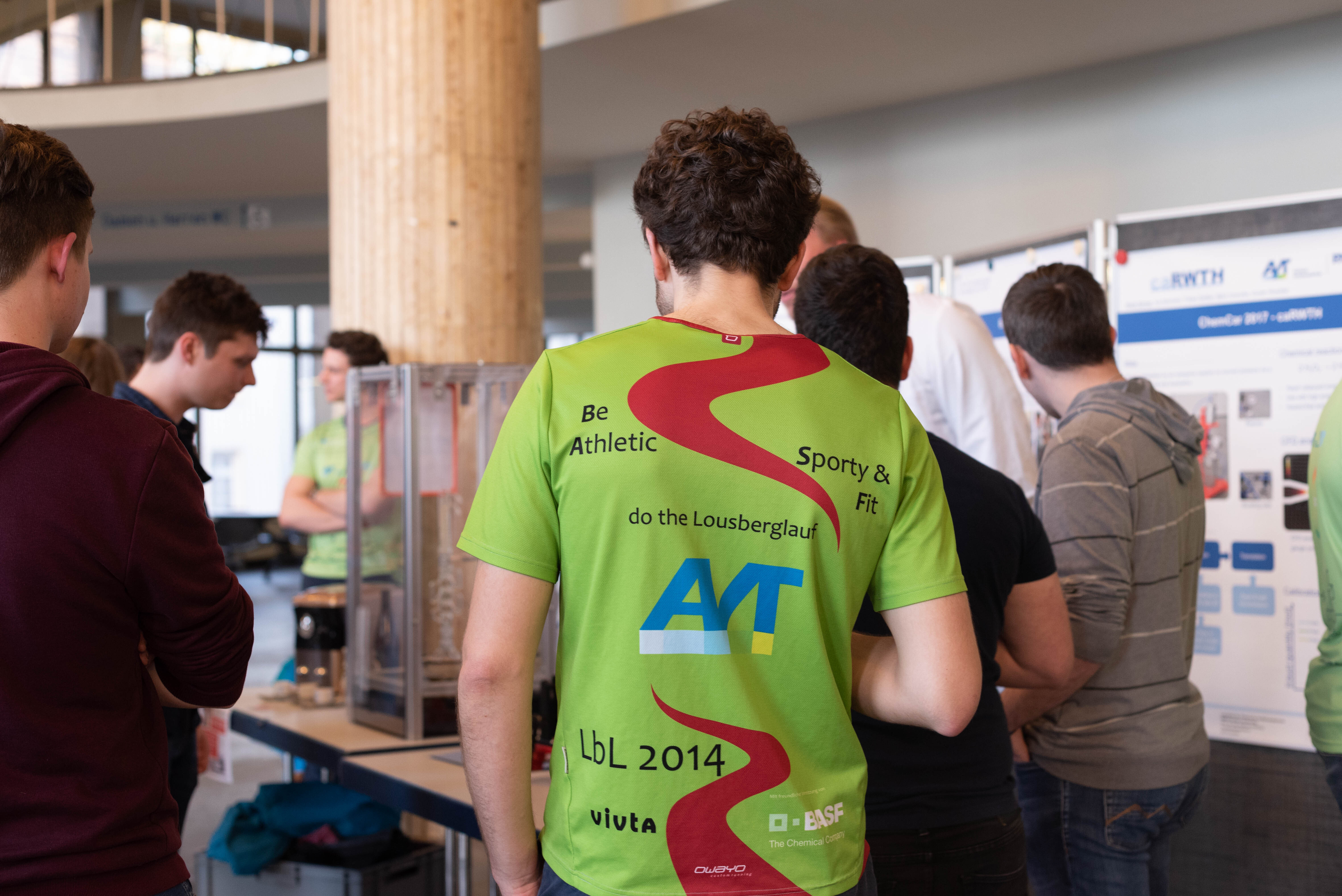 AVT inspires new students