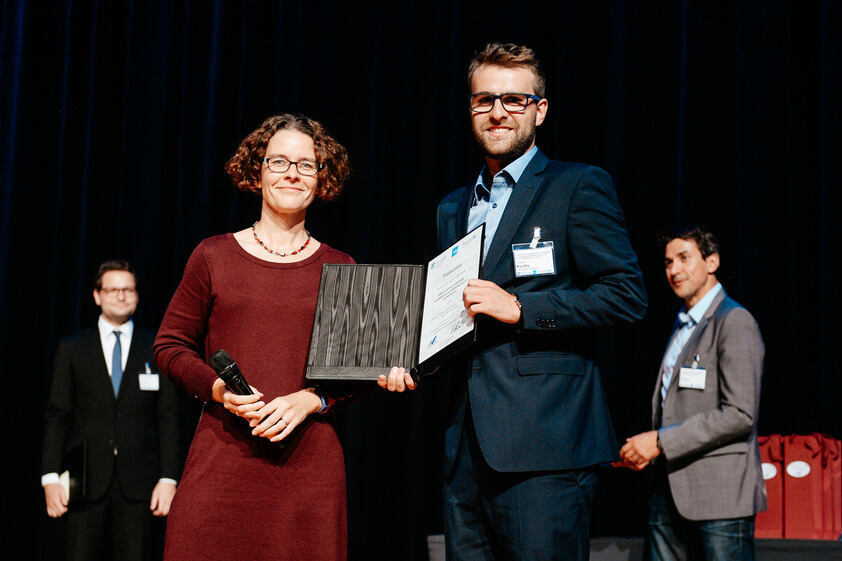 Christian Kocks wins poster prize